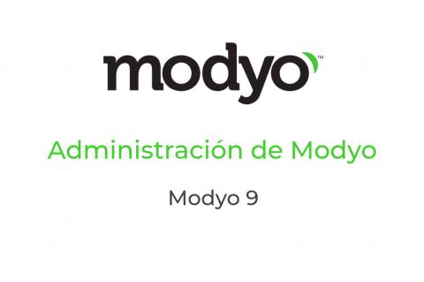M401 - Administración de la plataforma  Modyo