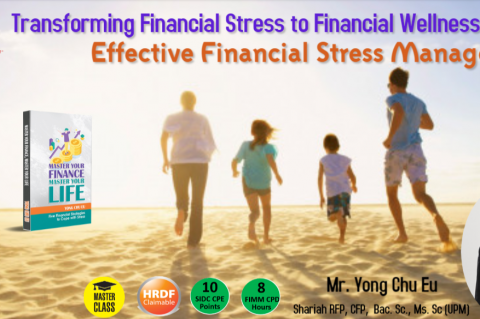 A Warrior or Worrier? Transforming the Financial Stress to Financial Wellness