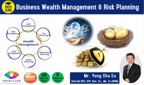 Business Wealth Management And Risk Planning