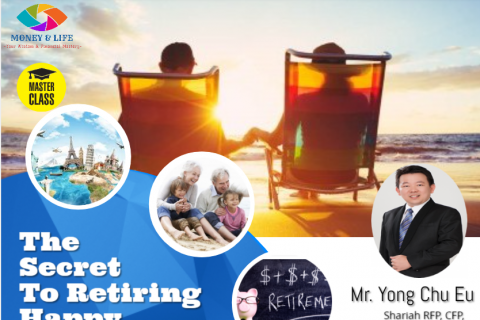 It's Time To Retire! The Secret To Retiring Happy, Wealthy, And Stress-Free