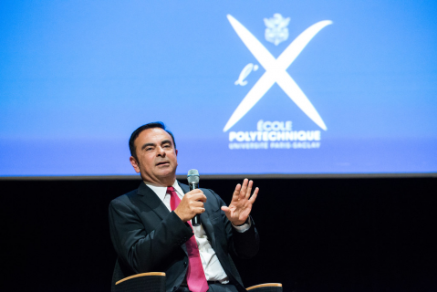 The Carlos Ghosn Story