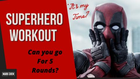 Super Hero Challenge (SH20)