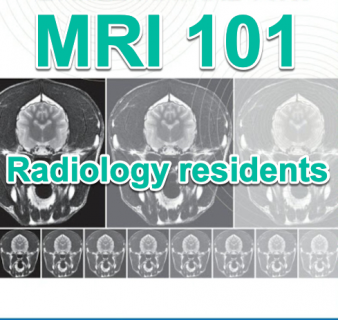MRI 101 for radiology residents