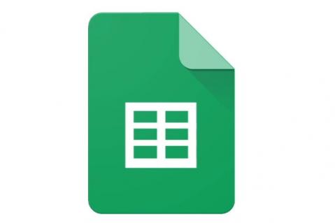 Feuilles de calcul, alias Sheets: outil pratico-pratique