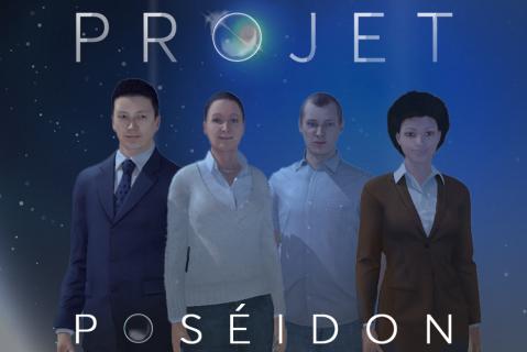 Projet Poséidon : Découvrir nos raccourcis (FV1V0014)