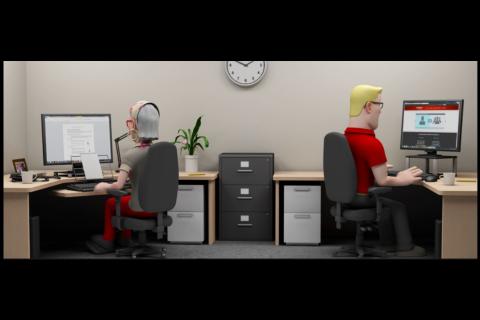 L'Ergonomie de bureau (FV2V0009)