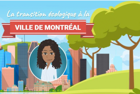 La transition écologique à la Ville de Montréal (FV1V0073)