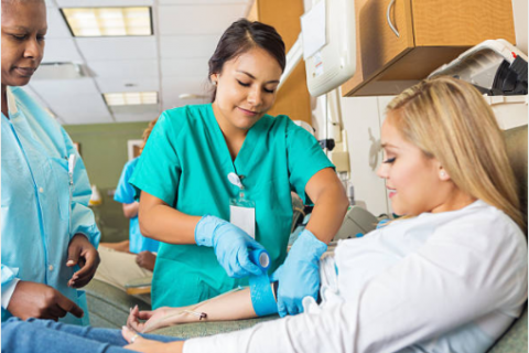 Certified Phlebotomy Course with Covid 19