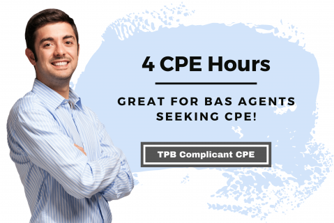 BAS Agent Annual Skills Assessment (CPE04)