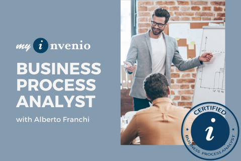 myInvenio - Business Process Analyst (BPA20)