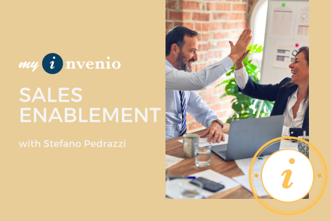 myInvenio - Sales Enablement (SE20)