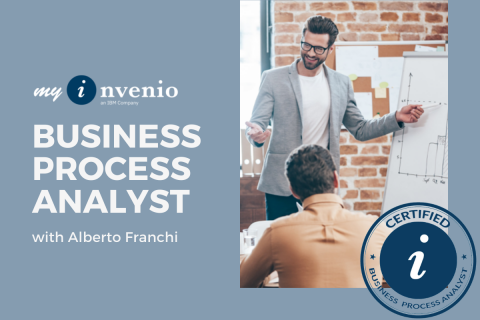 myInvenio - Business Process Analyst (BPA20)