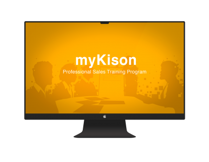 myKison - Sales and Professional Development