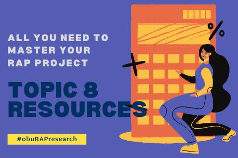 OBU RAP Topic 8 Resources (myT04)