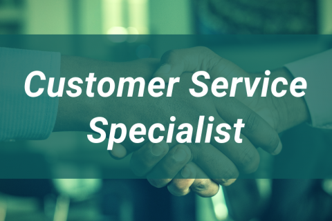 Customer Service Specialist Continuing Education Unit