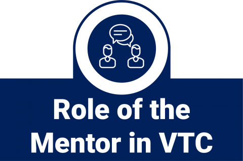 Role of the Mentor in VTC
