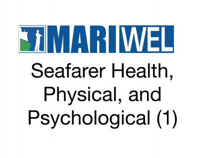 Seafarers' Health, Physical and Psychological Health Issues 1 (MW104)