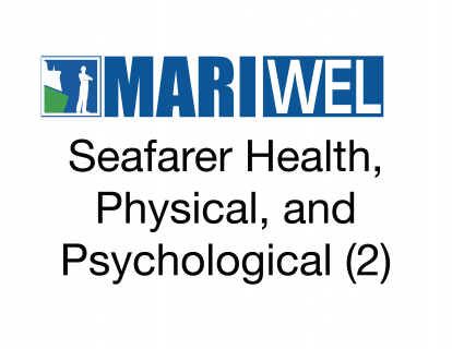 Seafarers' Health, Physical and Psychological Health Issues 2 (MW105)