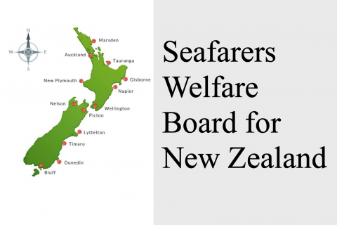 Coronavirus Training: Seafarers Welfare Board for New Zealand (IPWP3)