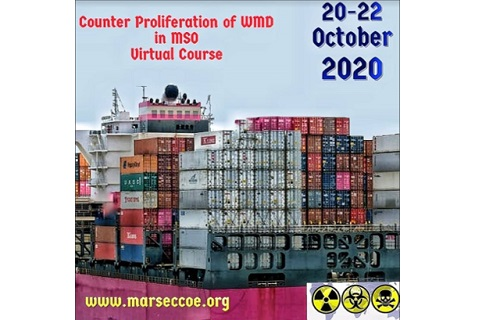 Counter Proliferation of WMD in MSO Course (MOP-MO-25558)