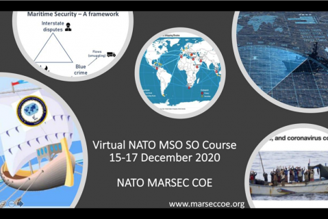 NATO Maritime Security Operations Staff Officer Course (MOP-MO-25561)