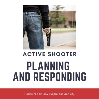 Active Shooter: Planning and Responding (AS100)