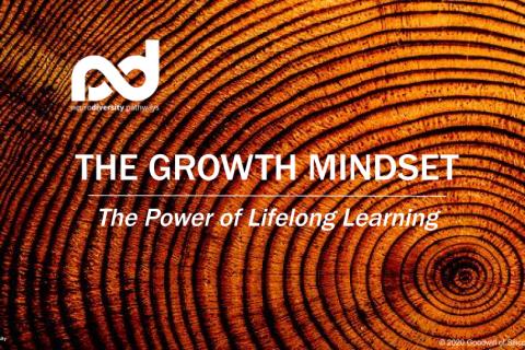 The Growth Mindset (PEGrowMind-Fal20)