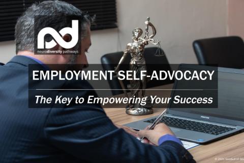 Employment Self-Advocacy (JDEmpSelfAdv-Win21)