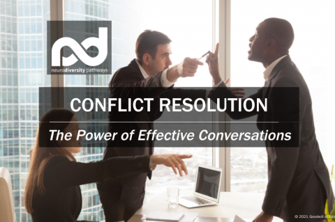 Conflict Resolution (WCConfRes-Win21)