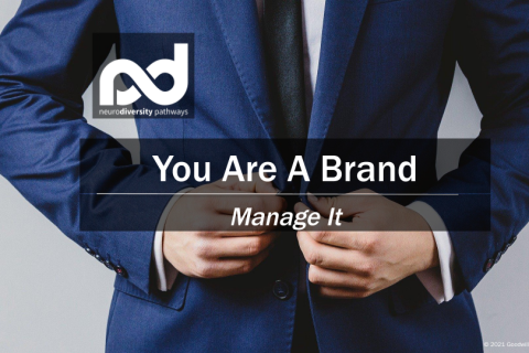 You Are A Brand - Manage It! (JDPBrandMng-Win21)