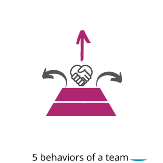 5 Behaviors of a Team