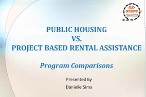 An Overview of Public Housing vs. Multifamily Occupancy (catalog)