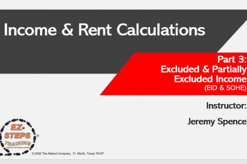 Section 8 HCVP Income & Rent Calculations Day 3 (catalog)