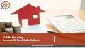 Public Housing Income & Rent Calculations Training (Catalog)