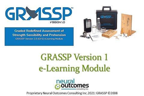GRASSP Version 1 Training and  e-Certification with Kit