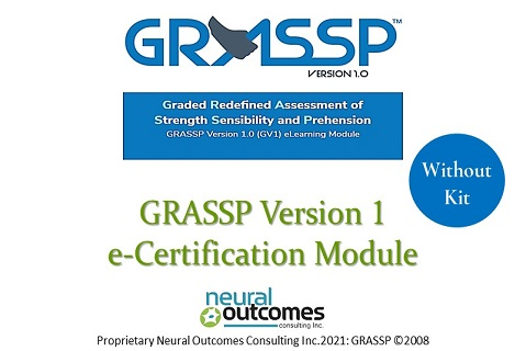 GRASSP Version 1 Training and re-Certification without Kit