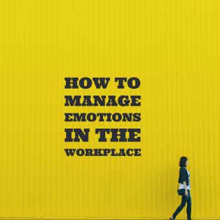 How to manage emotions in the workplace (BB1.2-12-(MP))