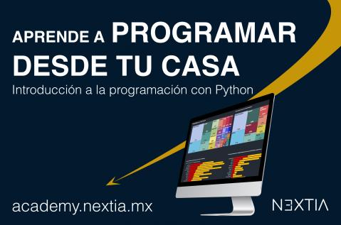 Introducción a la programación con Python (Nextia2020)