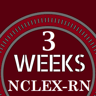 3 Weeks access NCLEX-RN Bootcamp, Diagnostic Exam, Readiness Exam, and QBANK