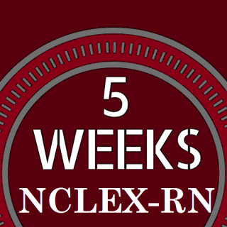 5 Weeks access NCLEX-RN Bootcamp, Diagnostic Exam, Readiness Exam, and QBANK