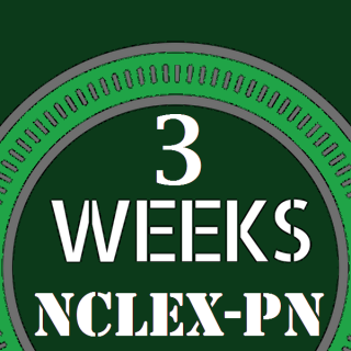 3 Weeks access NCLEX-PN Bootcamp, Diagnostic Exam, Readiness Exam, Test-Taking, and QBANK