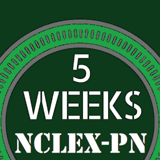5 Weeks access NCLEX-PN Bootcamp, Diagnostic Exam, Readiness Exam, and QBANK