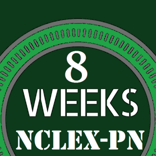 8 Weeks access NCLEX-PN Bootcamp, Diagnostic Exam, Readiness Exam, and QBANK