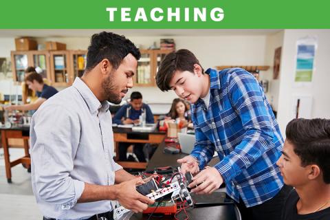 The Art of Hybrid Learning (TEA102)