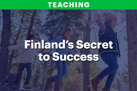 Finland's Secret to Success (TEA101)