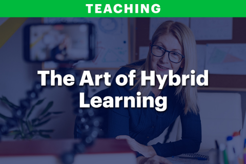 The Art of Hybrid Learning (TEA102)