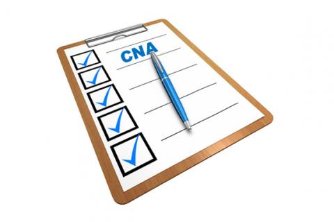 CNA Skills Checklist