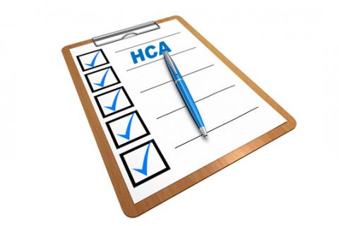 HCA Skills Checklist