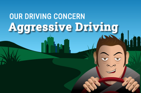 Aggressive Driving Micro-learning