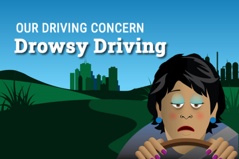 Drowsy Driving Micro-learning
